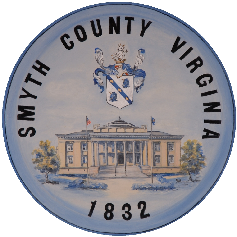 Smyth County Seal